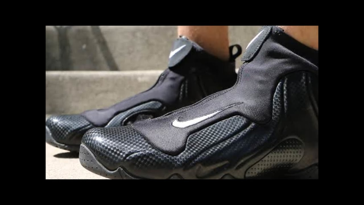 Nike Flighposite 2014 Carbon Fiber - On Foot