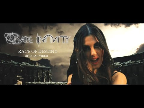 Bare Infinity - Race of Destiny  [Official Video]