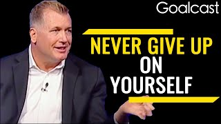 When They Try To Make You Give Up | Scott Burrows | Goalcast