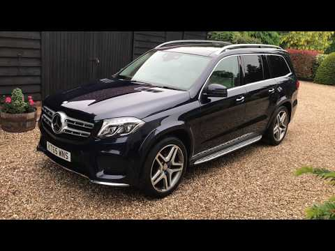 Mercedes GLS350d AMG Line 9G - Huge Spec - FTC Leasing X4/2341