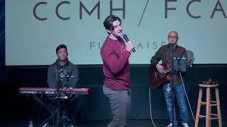 Evening with FCA | Nate Chronis Testimony