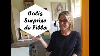 Colis surprise de Filla