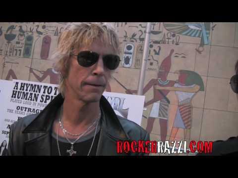 Guns N Roses Duff McKagan