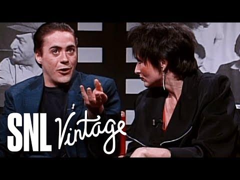 Actors on Film: Top Gun  SNL