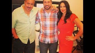 """Lisa Luchesi And Deano Odierna On """"my Family Recipe Rocks!"""""""