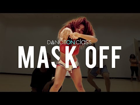 Future  Mask Off  Jenzi Russell Choreography  DanceOn Class