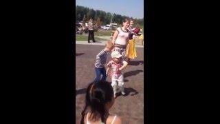 В Белом городе танцуют дети - Сабидом