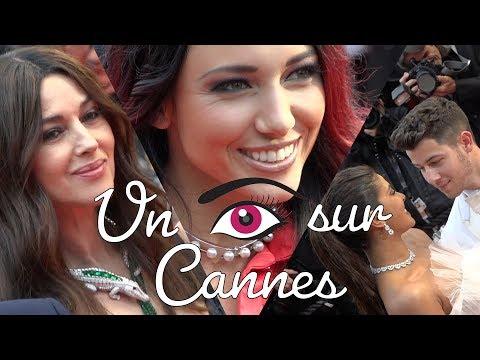 Cannes 2019. Un œil sur Cannes : Monica Bellucci illumine le tapis rouge !