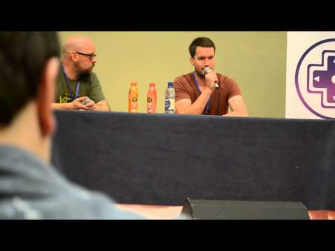 Gareth David Lloyd talks how Torchwood changed his life at ArcadeCon