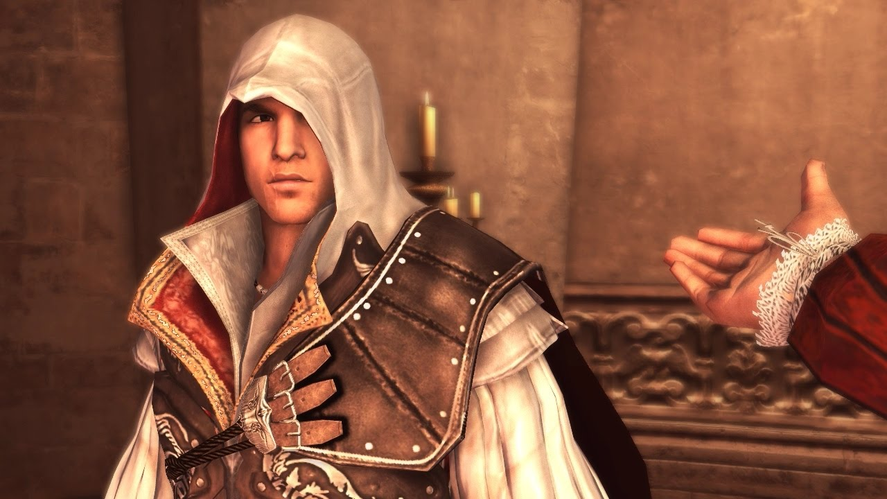 Assassin S Creed Brotherhood Young Ezio Mod Without Beard