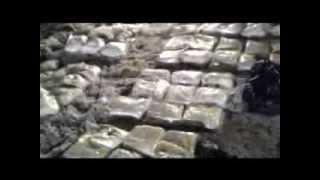 Самую крупную партию наркотиков в стране обнаружили и изъяли полицейские