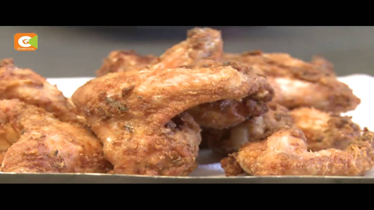 Food Thursdays: Spicy Chicken Wings with Chef Charles (Season 3 Episode 5)
