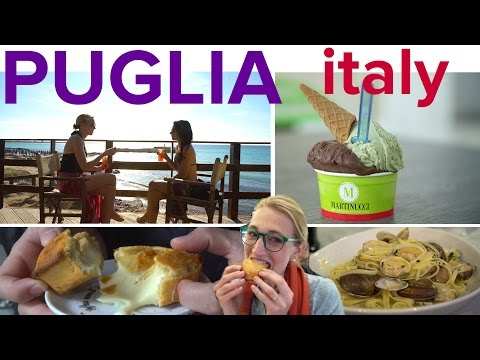 PUGLIA, ITALY: Why you must visit & the BEST PASTICCIOTTO in LECCE