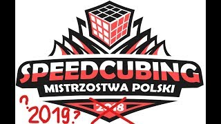 Mistrzostwa Polski w Speedcubingu 2019