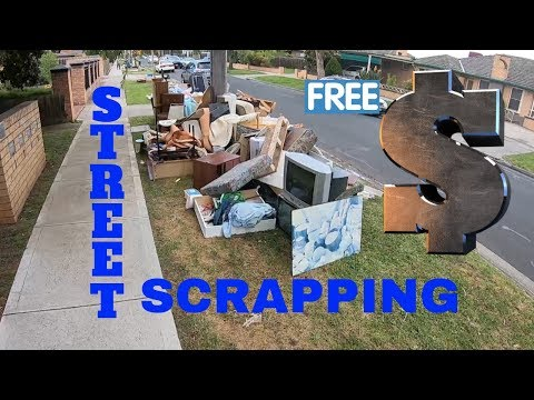Street Scrapping Adventures Scrap Metal Picking