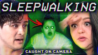 I spent a day with EXTREME SLEEPWALKERS