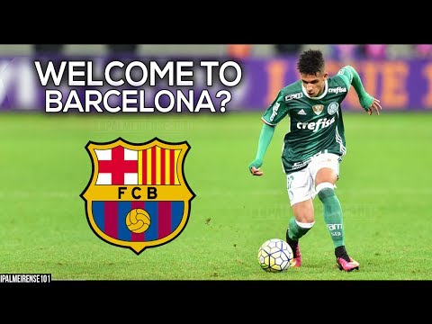 Vitinho - Brazilian Talent ● Skills & Goals ● Welcome to Barcelona 2017 | HD