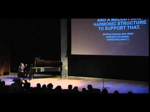 The Song Makes A Space: Michael Friedman at TEDxEast