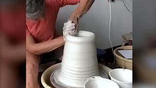 Pulling a 50cm vase