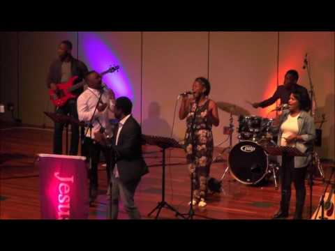 Goodness Onwuka, Mark Daniels and Encounter lead you in deep anointed worship at 316 Ignite Africa