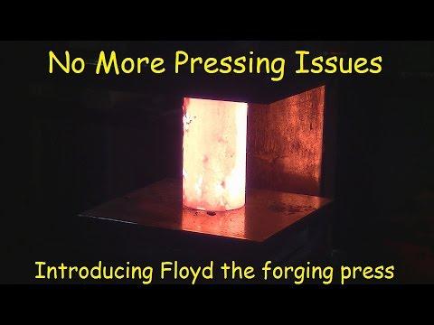 Forging Press Build On A Budget