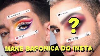 FIZ A MAKE FAMOSA DO INSTAGRAM 🔥 Victor Nogueira