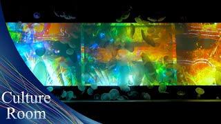 宮沢賢治×清川あさみ「Fairy Tale in Aquarium~水と幻想の世界~」【すみだ水族館】