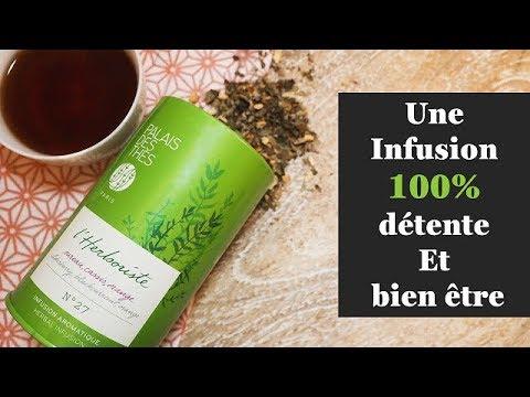 Une infusion 100% détente et bien être !! - Palais des Thés