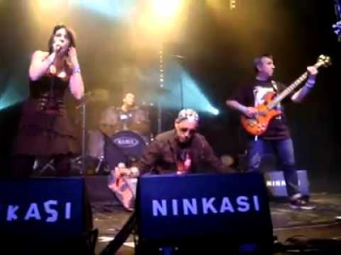 Harrenhal   Cover Avantasia dying for an angel Live Ninkasi Kao 15 avril 2016