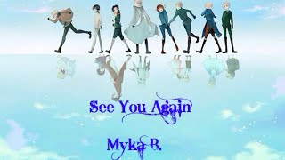 See You Again, Wiz Khalifa - Hetalia AMV