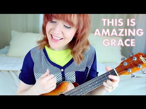 This Is Amazing Grace - Phil Wickham (Ukulele Cover)