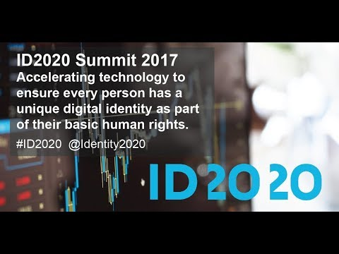 ID2020 - Universal Digital Identity - Antichrist Beast System Little Horn Prophecy Happening Now:...