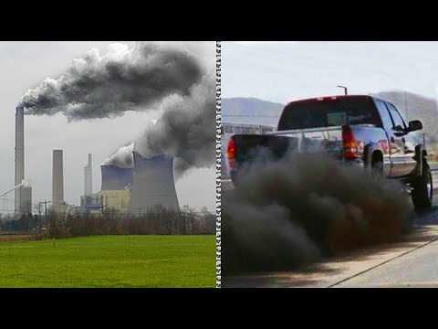 Emissions: Electric Cars vs Gasoline Cars!