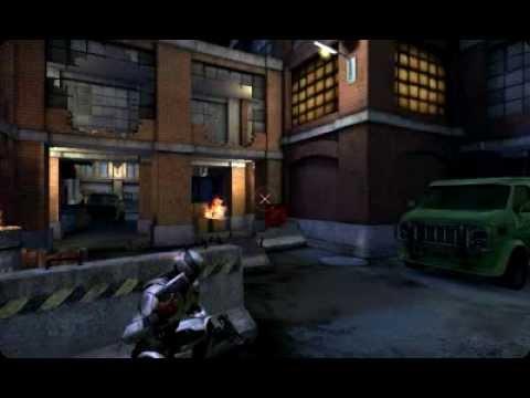 Robocop ролик из игры для Андроид