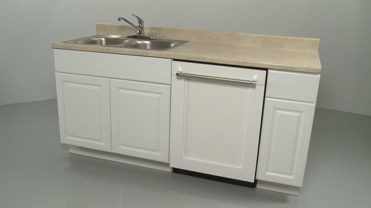 KitchenAid Dishwasher Disassembly (#KDTE204EPA3) – Repair Help - YouTube