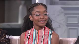 Marsai Martin On Being Hollywood's Youngest Executive Producer