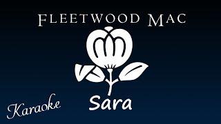 Fleetwood Mac Sara (karaoke)