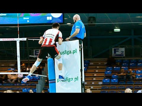TOP 10 »  Amazing Volleyball Rally | Great Defences
