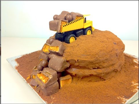 Truck Birthday Cake Pictures