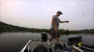 Fishing Music Video - Grow Fins - Captain Beefheart - Sam Rayburn Beatdown!