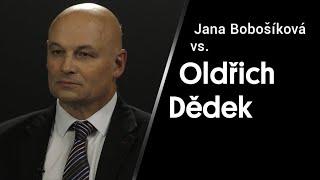"""""""V Česku nehrozí snížení růstu. Zatím… ČNB je připravená ekonomice pomoci."""" – říká Oldřich Dědek."""