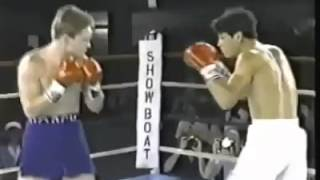 Freddie Roach vs Joe Ruelaz Boxing Fight Footage