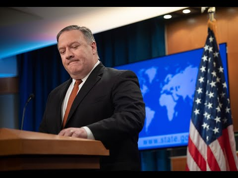 بومبيو: على إيران وقف حملة الرهائن الإرهابية  - نشر قبل 2 ساعة