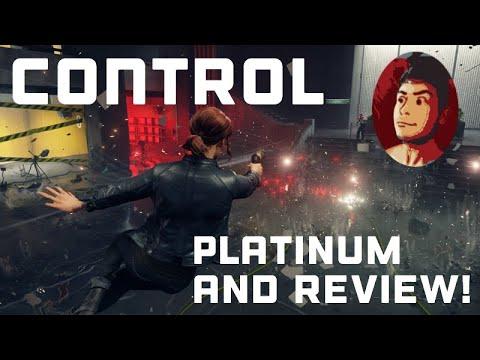 Control - Platinum and Review!