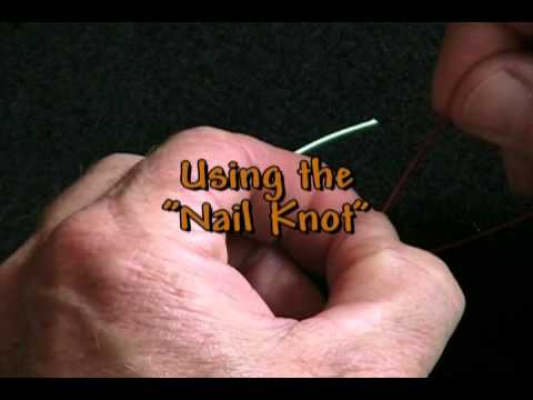 Tackle assembly - How to set up your fly fishing tackle