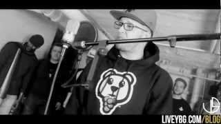 Andy Mineo Freestyle | Live From Highest Rock Basement YBG (@andymineo)