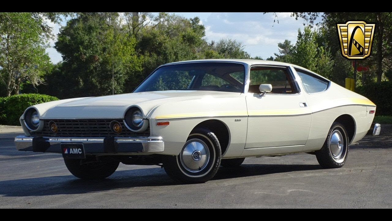 Matador Car: 1974 AMC Matador X Gateway Classic Cars Orlando #634