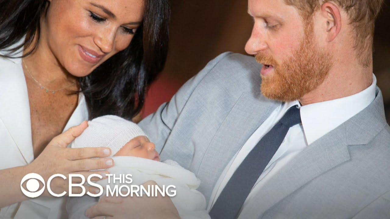 How Archie is unlike any royal before him