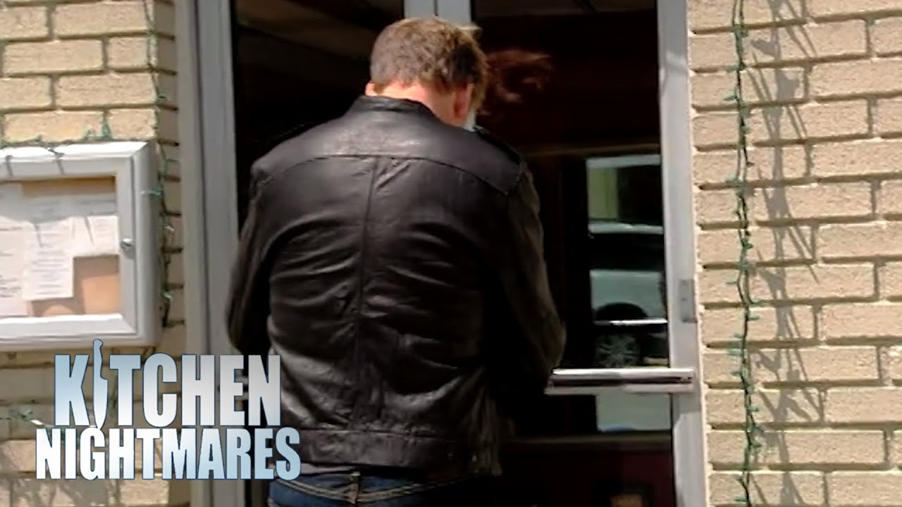 Download Gordon Ramsay Can't Get Into The Restaurant He's Supposed To Be Helping  | Kitchen Nightmares