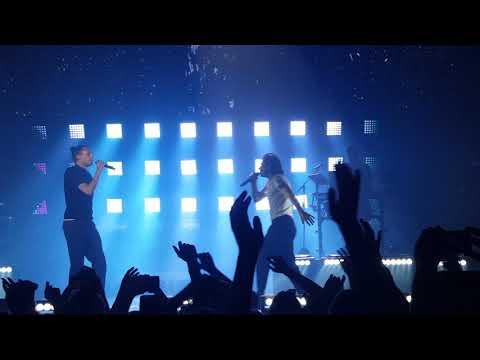 Orelsan feat. Stromae - La pluie (Live concert Bruxelles Forest National)